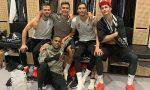 Futsal L84 sfida la Juventus con Dybala, Pjanic, Bentancur, Douglas Costa, Ronaldo