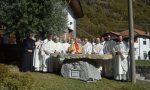 Don Dario Bertone festeggiato in alta Valle Orco