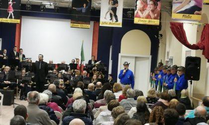 A Favria concerto sulla Grande Guerra da applausi