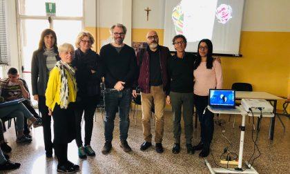 """Matteo Corradini ospite dell'iniziativa """"Ascolta ti racconterò una storia"""""""