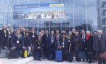 Sindaci del Canavese a Roma per l'incontro con Poste Italiane
