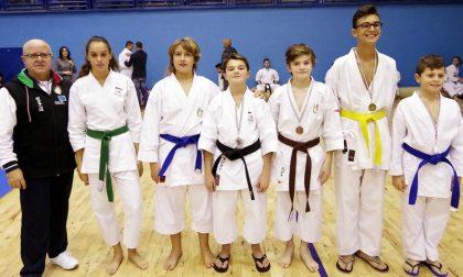 Uisp River Borgaro tra i team protagonisti nel karate