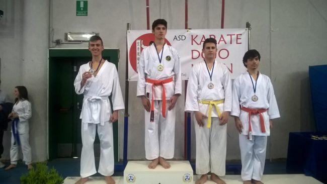 Shin Gi Tai Karate presente al trofeo in memoria del maestro Cantello