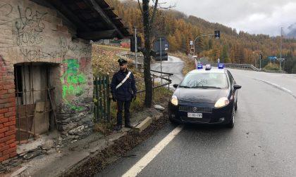 Imbratta casa privata con vernice spray, denunciato francese