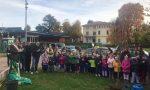Festa degli alberi a Balangero con i bimbi della primaria   VIDEO