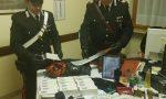 Barista arrestato per spaccio a Valperga dai carabinieri