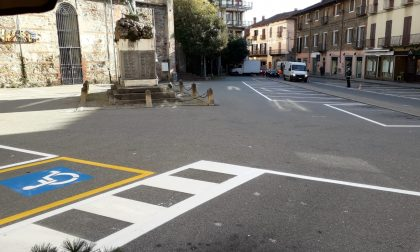 Strisce blu addio a Castellamonte torna la sosta libera