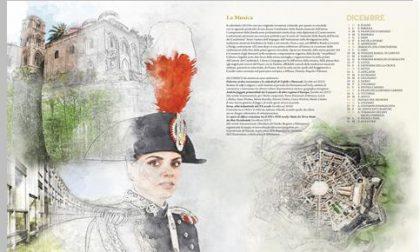 Ivrea nel calendario storico dei Carabinieri 2019