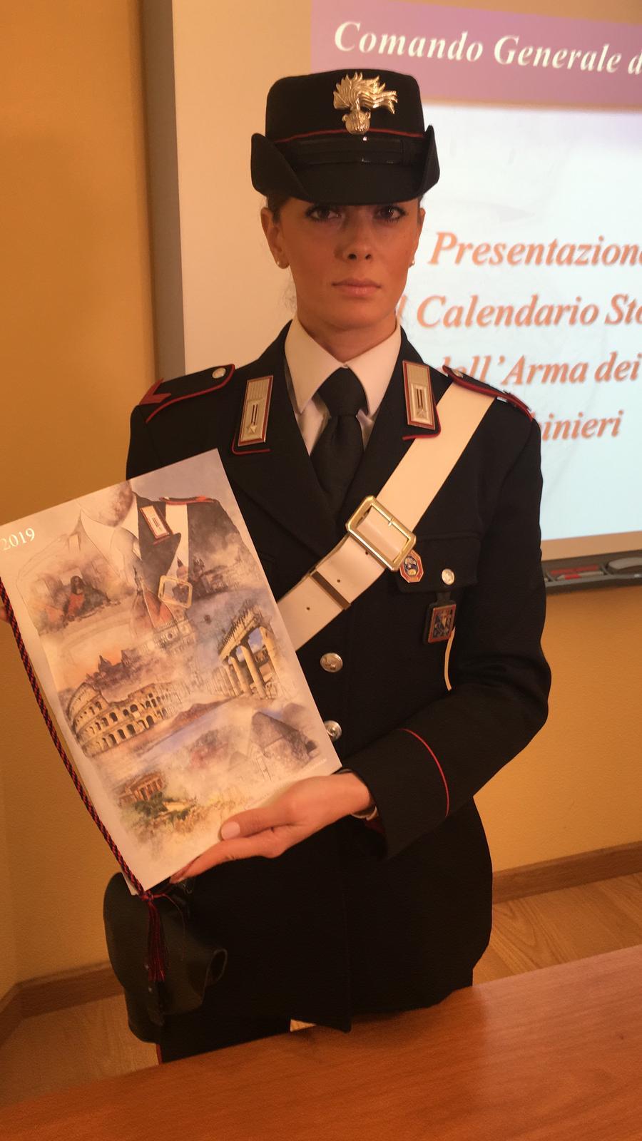 Calendario Carabinieri Prezzo.Ivrea Nel Calendario Storico Dei Carabinieri 2019 Il Canavese