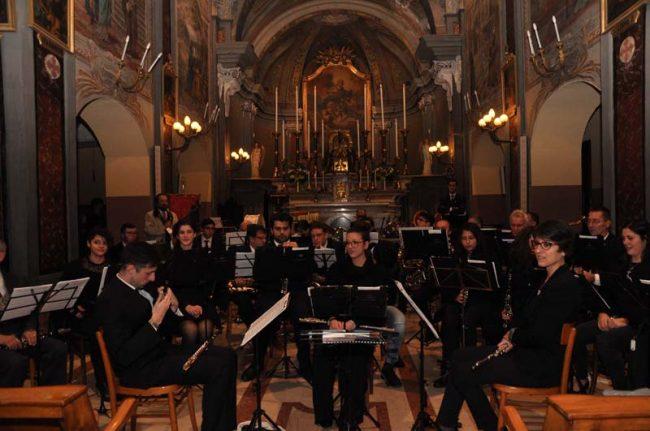 Santa Cecilia Caselle in festa per la patrona della musica