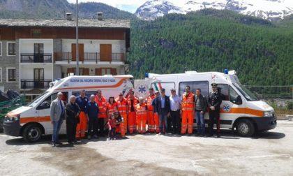Restituita l'ambulanza ai volontari di Ceresole e Noasca: la decisione della Regione