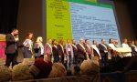 Tre Comuni della Val Ceronda premiati dall'associazione Asproflor