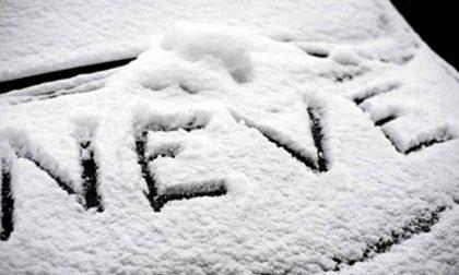 Venerdì arriva la neve in collina, previsioni meteo