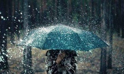Weekend piovoso ma è in arrivo l'Estate di San Martino