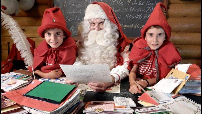 Babbo Natale Italy.Apre In Pieno Centro A Castellamonte L Ufficio Postale Di Babbo Natale