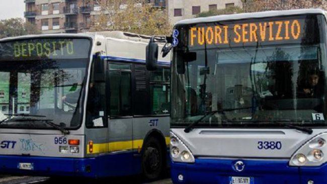 Sciopero del trasporto pubblico locale: le corse garantite nel pomeriggio