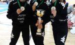 Centro Karate Valli di Lanzo, oro regionale per Giulia Sartoris