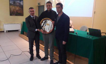 Premio Dario Ruffatto: Domenico Pricco è lo sportivo dell'anno a Castellamonte