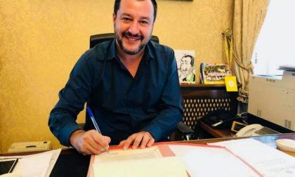 """Il ministro Salvini scrive a Il Canavese: """"Noi siamo passati dalle parole ai fatti"""""""
