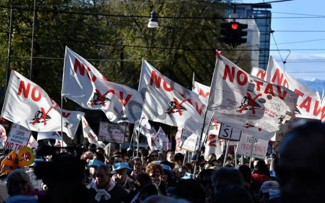 Referendum Tav, la proposta di Salvini
