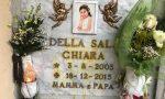 Insulti e vernice sulla tomba di una bambina di dieci anni