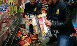Controlli dei Finanzieri nei negozi: sequestrati 20mila articoli pericolosi