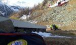 Val Soana: escursionista salvato dal Soccorso Alpino e Speleologico Piemontese