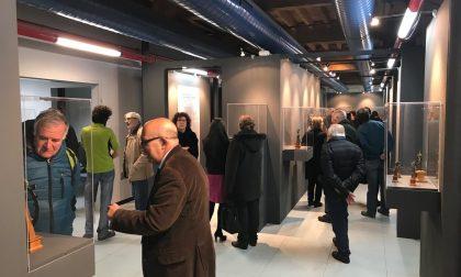 """Cuorgnè: inaugurata la mostra """"Carlo Alberto Archeologo in Sardegna"""""""