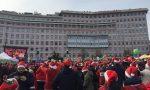 Babbi Natale al Regina Margherita, molti i canavesani presenti