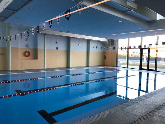 Nuova piscina a Cuorgnè