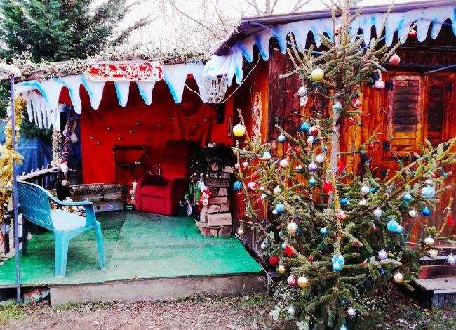 Parco Di Babbo Natale.Il Villaggio Di Babbo Natale Arriva Nel Centro Di Busano Il Canavese