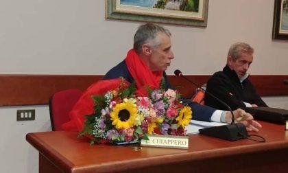 Omaggi floreali del consigliere-avvocato Chiappero