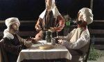 La magia del Natale a Fiano con l'inaugurazione del Presepe di Borgo Grange