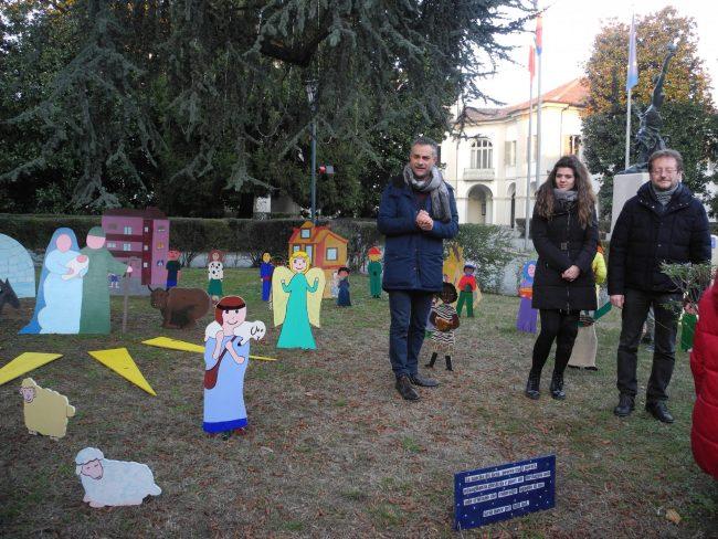 San Maurizio: il Presepe di Legamondo, simbolo di integrazione tra i popoli