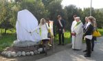 Villanova, rubati i fiori al monumento intitolato a Lella