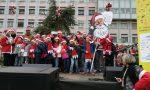 San Maurizio, la casetta di Babbo Natale della 2ª B Pagliero vince | LE FOTO