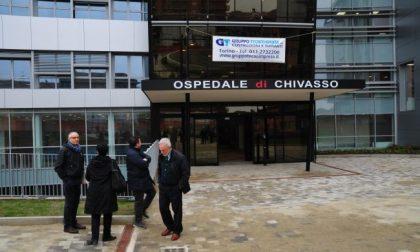 Otto nuovi posti letto i terapia intensiva a Chivasso, finanziamento dalla Regione