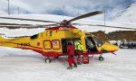 Bambina cade sugli sci a Usseglio, è grave