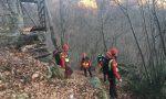 Donna 40enne ritrovata sana e salva nei boschi