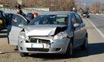 Altro scontro tra auto questa volta sulla 460 a Valperga