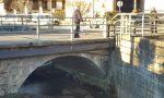Già riaperto il ponticello sul rio San Pietro in via San Sebastiano a Castellamonte