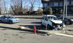 Scontro tra due auto a Feletto in tre finiscono all'ospedale