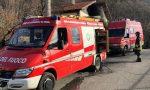 Fuga di gas a Chialamberto, intervento dei vigili del fuoco