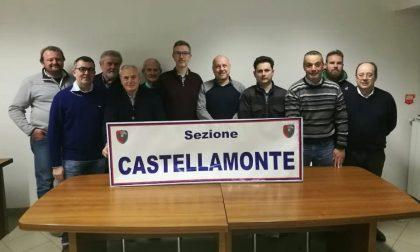 Associazione Nazionale Carabinieri Castellamonte: Bordino presidente