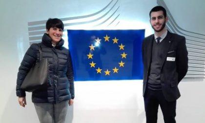 Due Balangeresi a Bruxelles
