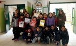 """""""Siamo tutti Anna Frank"""", i ragazzi di Mappano celebrano il Giorno della Memoria"""