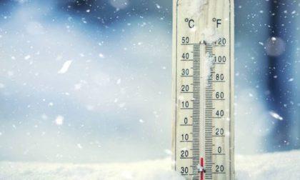 Neve in arrivo anche a bassa quota, allerta gialla in Piemonte