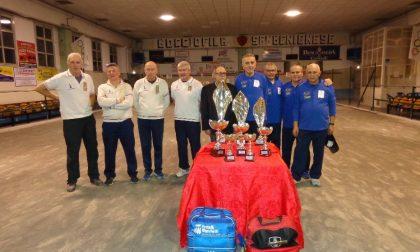 Bocciofila sanbenignese, un grande successo il Trofeo Fratelli Bertolotti