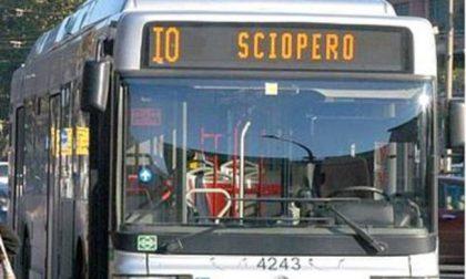 Sciopero dei trasporti mercoledì 16 gennaio, 24 ore di stop