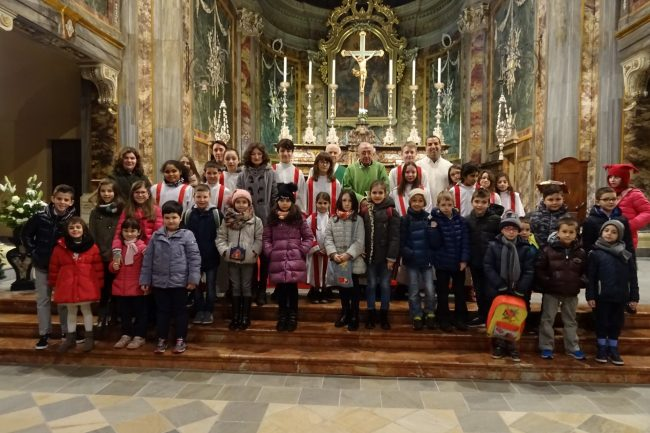 A San Giusto celebrato don Bosco | FOTO